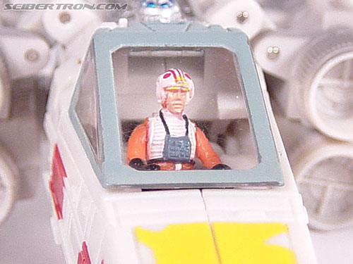 Star Wars Transformers Luke Skywalker (X-Wing Fighter) (Image #40 of 101)