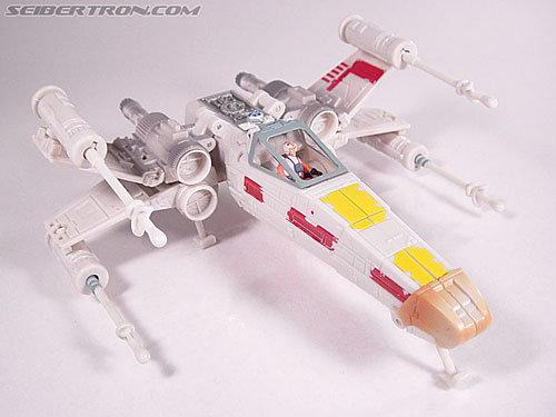 Star Wars Transformers Luke Skywalker (X-Wing Fighter) (Image #41 of 101)