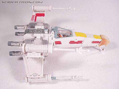 Star Wars Transformers Luke Skywalker (X-Wing Fighter) (Image #42 of 101)