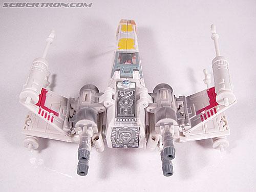 Star Wars Transformers Luke Skywalker (X-Wing Fighter) (Image #46 of 101)