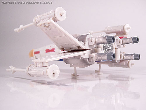 Star Wars Transformers Luke Skywalker (X-Wing Fighter) (Image #48 of 101)