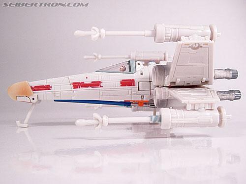 Star Wars Transformers Luke Skywalker (X-Wing Fighter) (Image #49 of 101)