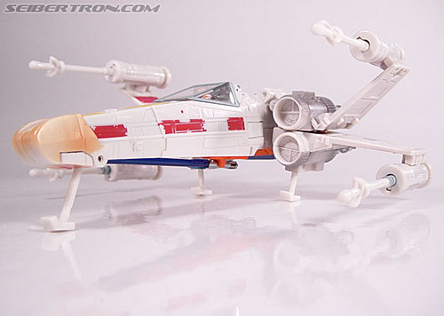 Star Wars Transformers Luke Skywalker (X-Wing Fighter) (Image #50 of 101)