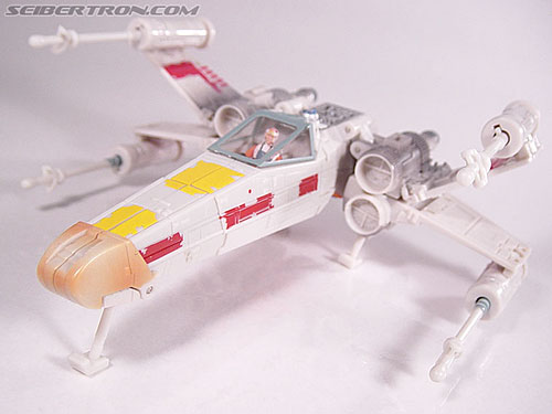 Star Wars Transformers Luke Skywalker (X-Wing Fighter) (Image #52 of 101)