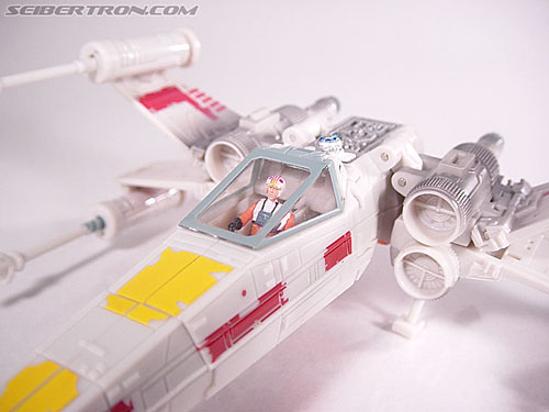 Star Wars Transformers Luke Skywalker (X-Wing Fighter) (Image #54 of 101)