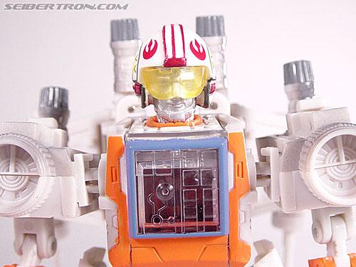 Star Wars Transformers Luke Skywalker (X-Wing Fighter) (Image #61 of 101)