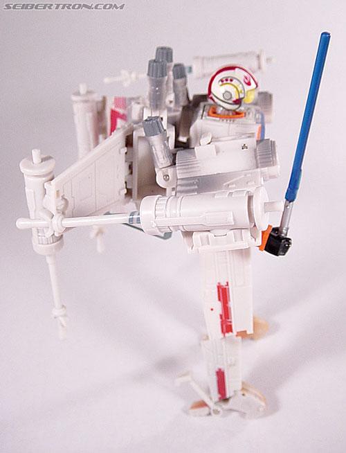 Star Wars Transformers Luke Skywalker (X-Wing Fighter) (Image #65 of 101)