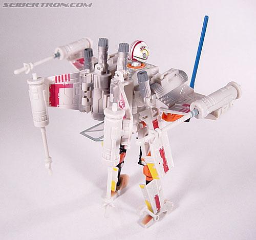 Star Wars Transformers Luke Skywalker (X-Wing Fighter) (Image #68 of 101)