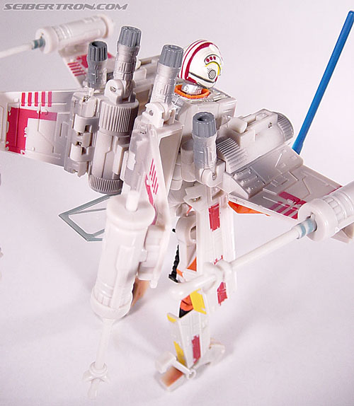 Star Wars Transformers Luke Skywalker (X-Wing Fighter) (Image #69 of 101)