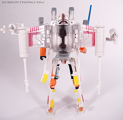 Star Wars Transformers Luke Skywalker (X-Wing Fighter) (Image #70 of 101)