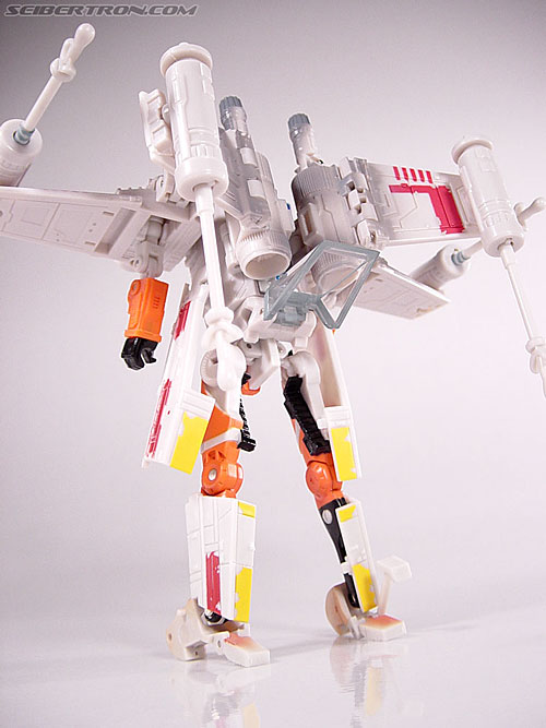 Star Wars Transformers Luke Skywalker (X-Wing Fighter) (Image #71 of 101)
