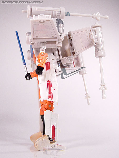 Star Wars Transformers Luke Skywalker (X-Wing Fighter) (Image #72 of 101)