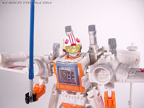 Star Wars Transformers Luke Skywalker (X-Wing Fighter) (Image #74 of 101)