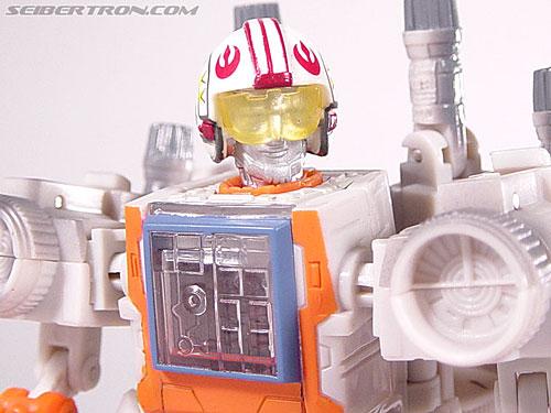 Star Wars Transformers Luke Skywalker (X-Wing Fighter) (Image #77 of 101)