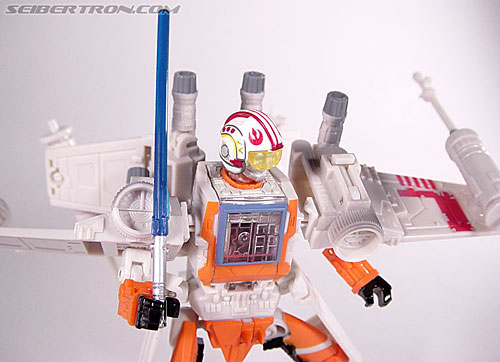 Star Wars Transformers Luke Skywalker (X-Wing Fighter) (Image #82 of 101)