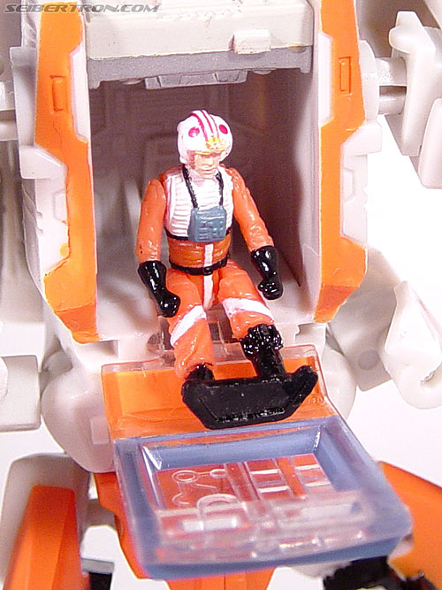 Star Wars Transformers Luke Skywalker (X-Wing Fighter) (Image #86 of 101)