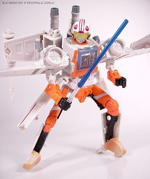 Star Wars Transformers Luke Skywalker (X-Wing Fighter) (Image #87 of 101)