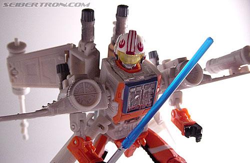 Star Wars Transformers Luke Skywalker (X-Wing Fighter) (Image #89 of 101)