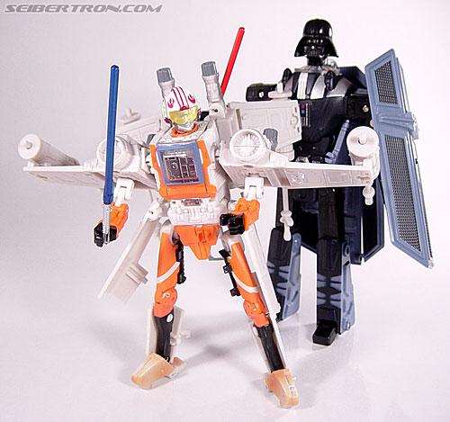 Star Wars Transformers Luke Skywalker (X-Wing Fighter) (Image #91 of 101)