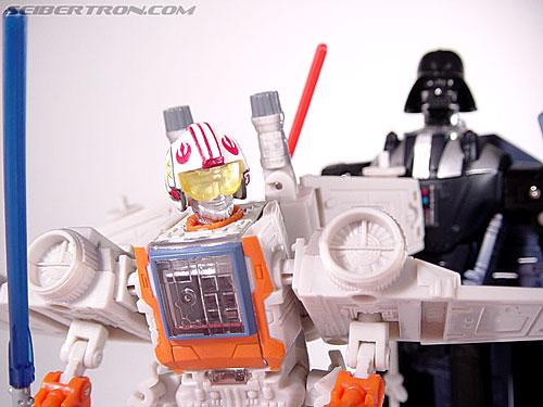Star Wars Transformers Luke Skywalker (X-Wing Fighter) (Image #92 of 101)