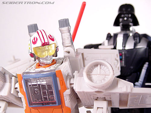 Star Wars Transformers Luke Skywalker (X-Wing Fighter) (Image #93 of 101)