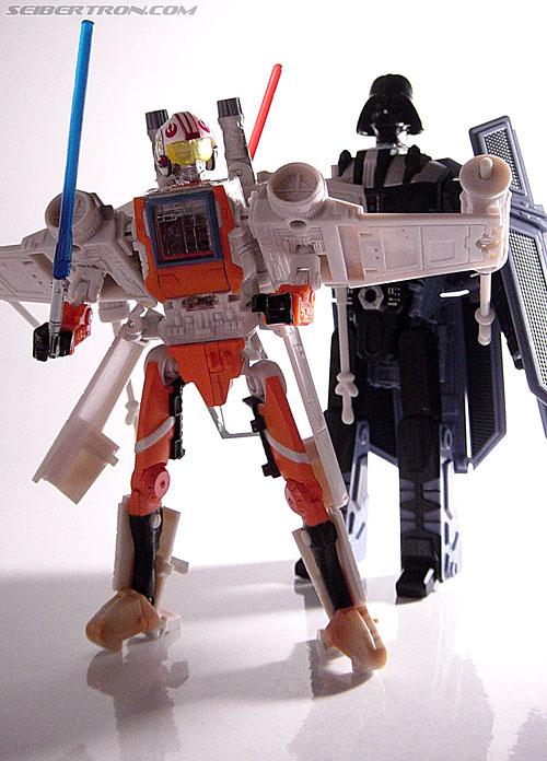Star Wars Transformers Luke Skywalker (X-Wing Fighter) (Image #94 of 101)