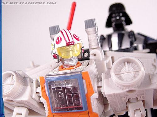 Star Wars Transformers Luke Skywalker (X-Wing Fighter) (Image #97 of 101)