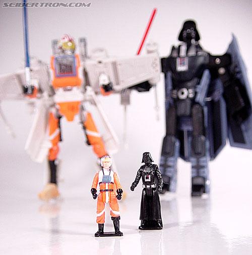 Star Wars Transformers Luke Skywalker (X-Wing Fighter) (Image #98 of 101)