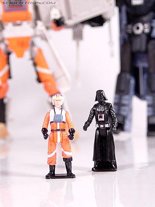 Star Wars Transformers Luke Skywalker (X-Wing Fighter) (Image #99 of 101)