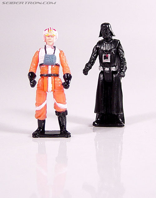 Star Wars Transformers Luke Skywalker (X-Wing Fighter) (Image #100 of 101)