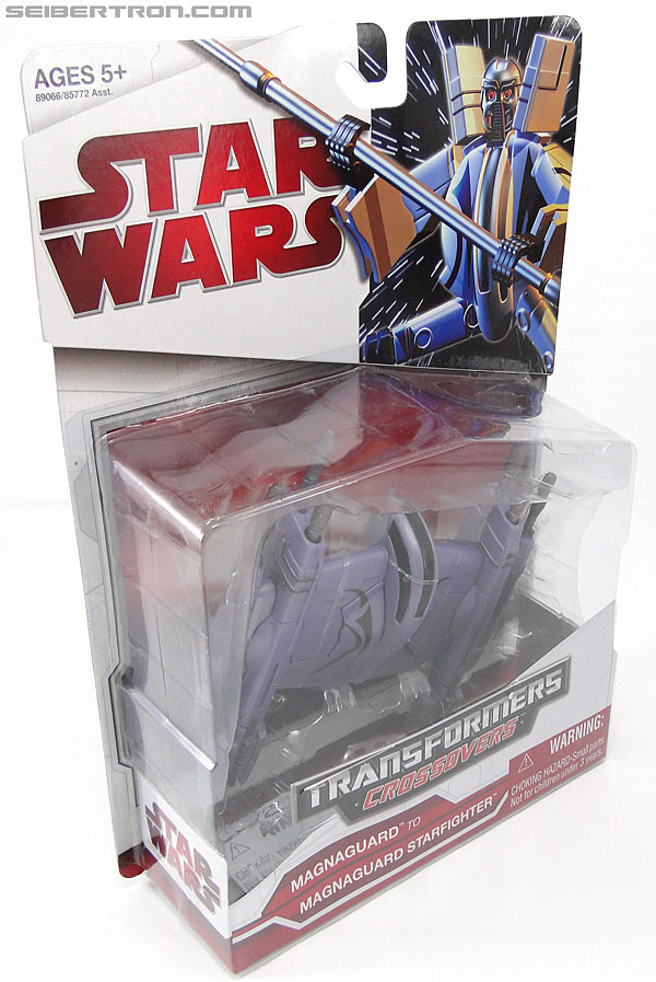 Star Wars Transformers MagnaGuard Droid (MagnaGuard Fighter) (Image #5 of 93)