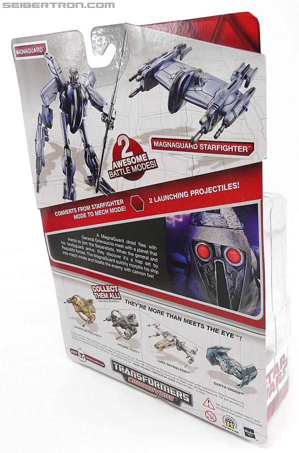 Star Wars Transformers MagnaGuard Droid (MagnaGuard Fighter) (Image #6 of 93)