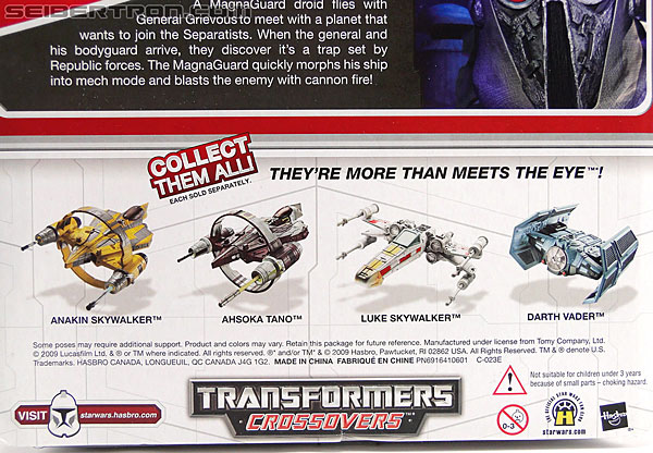 Star Wars Transformers MagnaGuard Droid (MagnaGuard Fighter) (Image #10 of 93)