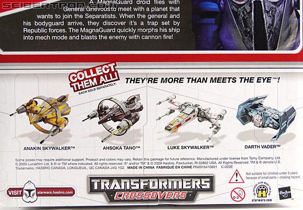 Star Wars Transformers MagnaGuard Droid (MagnaGuard Fighter) (Image #10 of 93)