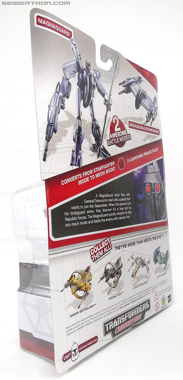 Star Wars Transformers MagnaGuard Droid (MagnaGuard Fighter) (Image #11 of 93)