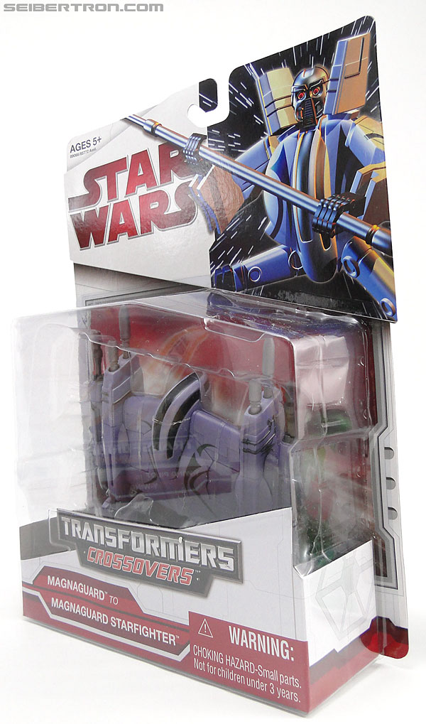 Star Wars Transformers MagnaGuard Droid (MagnaGuard Fighter) (Image #12 of 93)