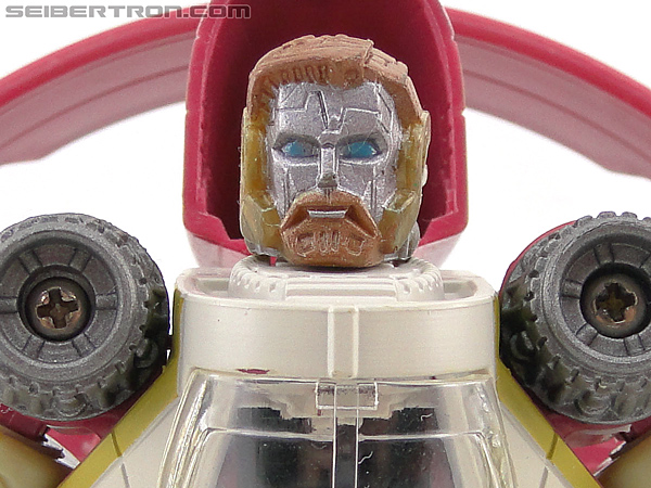 Star Wars Transformers Obi-Wan Kenobi (Jedi Starfighter with Hyperspace Docking Ring) gallery