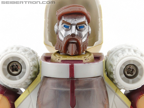 Star Wars Transformers Obi-Wan Kenobi (Jedi Starfighter) gallery