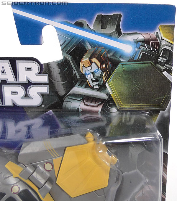 Star Wars Transformers Anakin Skywalker (Jedi Starfighter) (Image #2 of 95)
