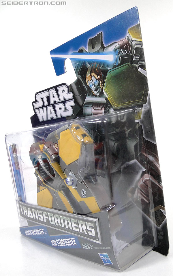 Star Wars Transformers Anakin Skywalker (Jedi Starfighter) (Image #9 of 95)