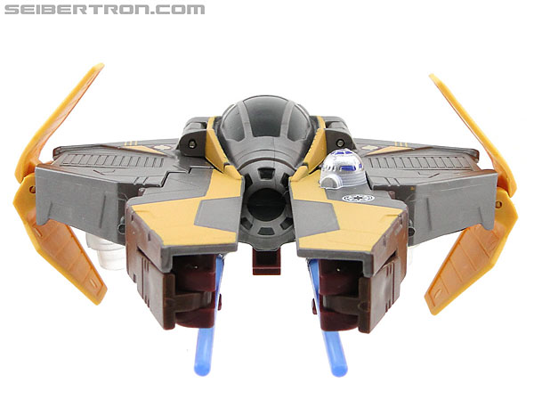 Star Wars Transformers Anakin Skywalker (Jedi Starfighter) (Image #14 of 95)