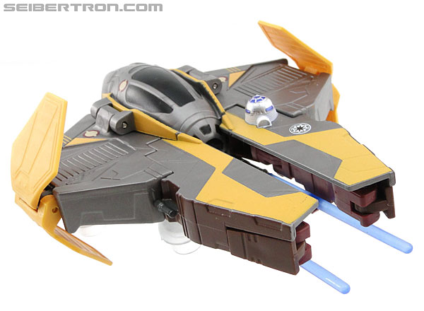 Star Wars Transformers Anakin Skywalker (Jedi Starfighter) (Image #16 of 95)