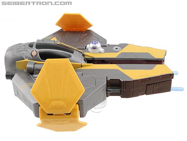 Star Wars Transformers Anakin Skywalker (Jedi Starfighter) (Image #17 of 95)