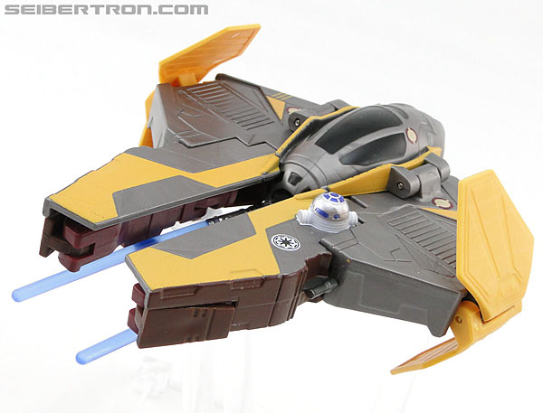 Star Wars Transformers Anakin Skywalker (Jedi Starfighter) (Image #20 of 95)