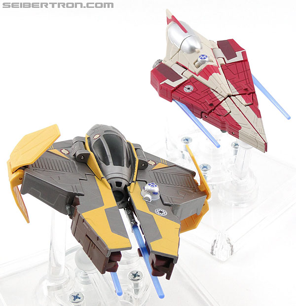 Star Wars Transformers Anakin Skywalker (Jedi Starfighter) (Image #24 of 95)