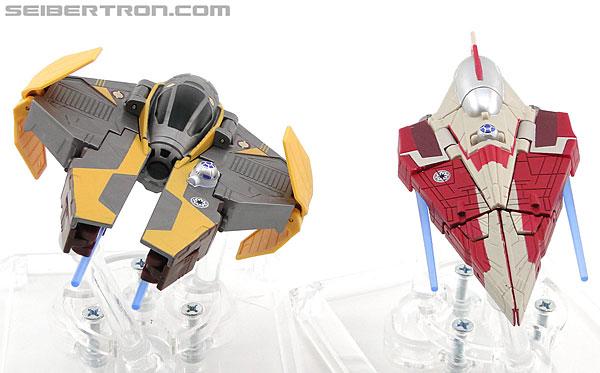 Star Wars Transformers Anakin Skywalker (Jedi Starfighter) (Image #25 of 95)