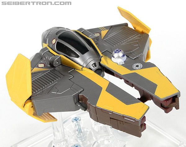 Star Wars Transformers Anakin Skywalker (Jedi Starfighter) (Image #28 of 95)