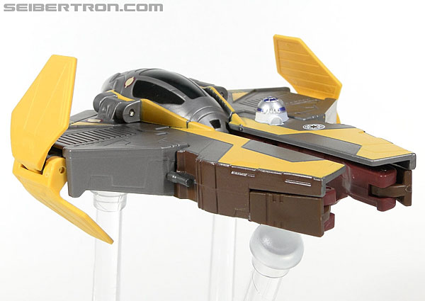 Star Wars Transformers Anakin Skywalker (Jedi Starfighter) (Image #29 of 95)