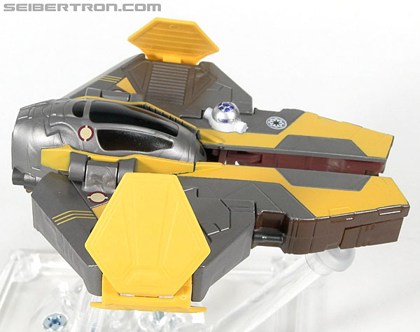 Star Wars Transformers Anakin Skywalker (Jedi Starfighter) (Image #30 of 95)