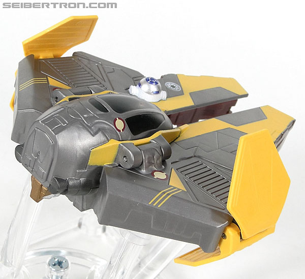 Star Wars Transformers Anakin Skywalker (Jedi Starfighter) (Image #31 of 95)